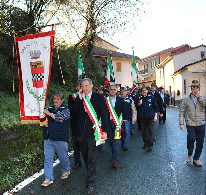 Photo of Malvicino commemora i Caduti di tutte le guerre