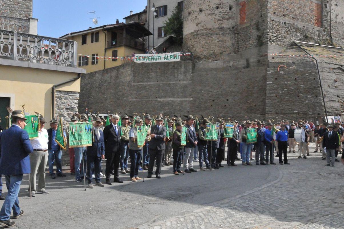 Photo of Il 12º raduno Sezione Alpini Acqui e 60º Gruppo di Pareto