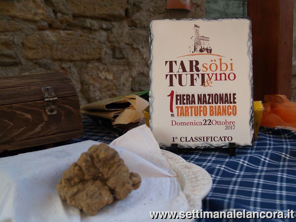 Photo of In 5000 a Trisobbio per la Fiera del Tartufo