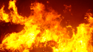 Photo of Ponti: brucia il tetto di un fienile, intervento dei Vigili del fuoco