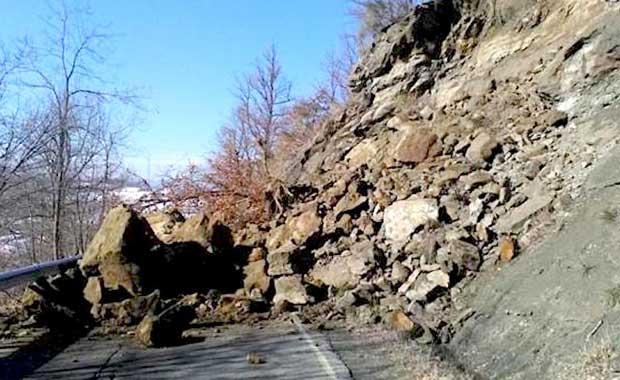 Photo of È stata riaperta la strada tra Pareto e Spigno, dopo la frana di 10 giorni fa