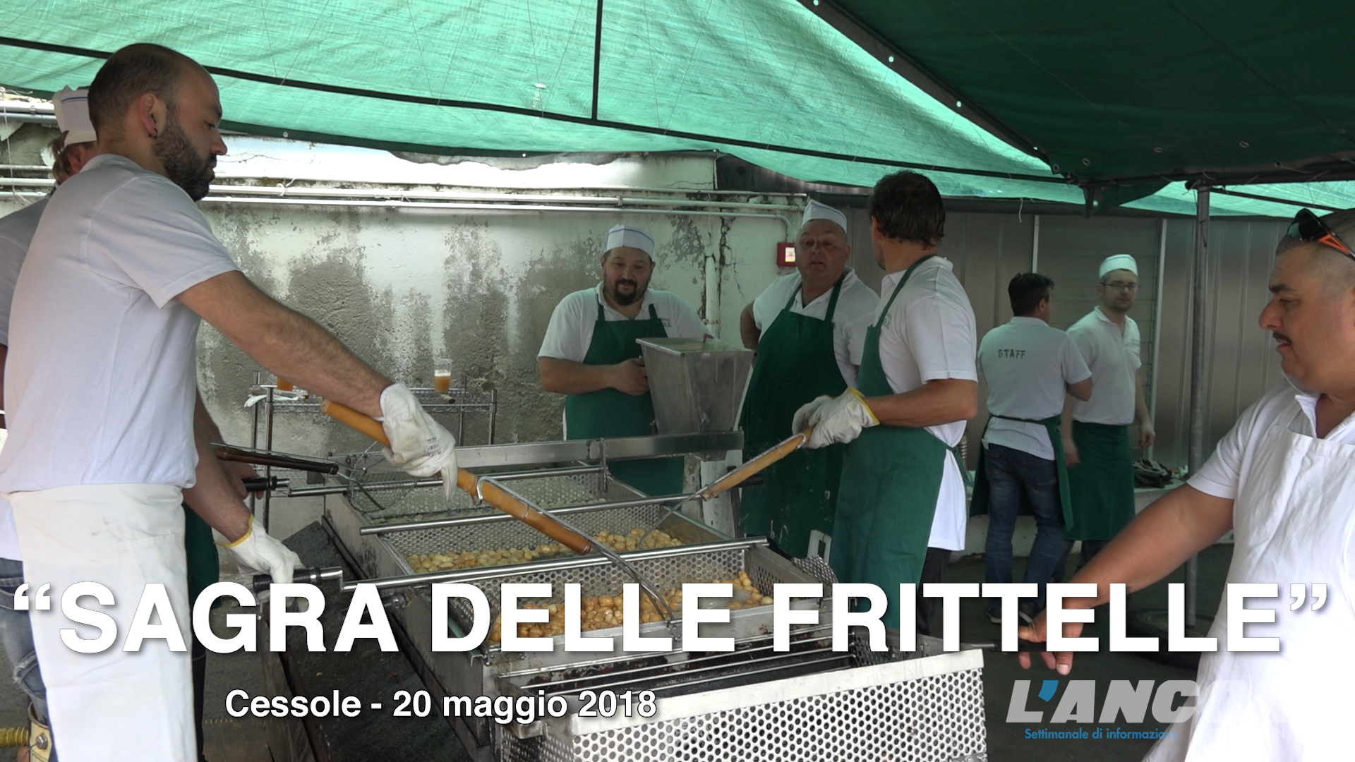 Photo of Cessole  – Sagra delle Frittelle 2018 (VIDEO)