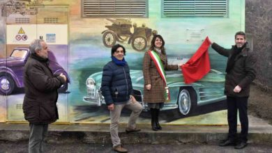 Photo of Fontanile, i colori della street art incontrano l'energia di E-Distribuzione