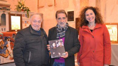"""Photo of Denice altre due artistiche piastrelle arricchiscono la """"Via dell'Arte"""""""