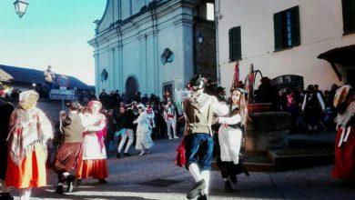 Photo of La sfilata della Lachera in Slovenia davanti a tanta gente