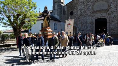 Photo of Melazzo – Processione di San Pietro Martire (VIDEO)