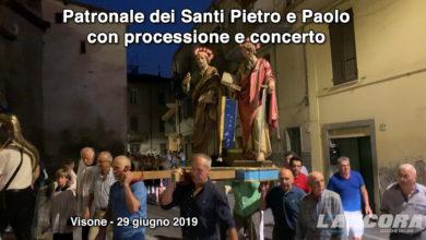Photo of Visone – Patronale dei Santi Pietro e Paolo (VIDEO)