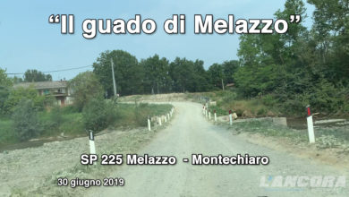 Photo of Melazzo – Attraversamento del guado (VIDEO)