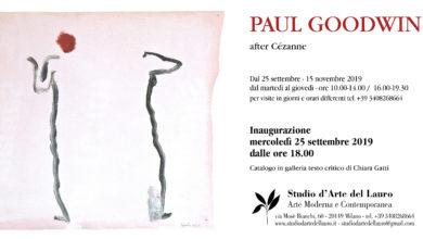 Photo of A Milano si inaugura la mostra del celebre pittore inglese, naturalizzato roccaveranese, Paul Goodwin