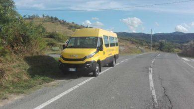 Photo of Nuovo scuolabus per gli alunni delle scuole di Mornese