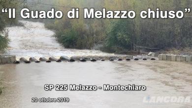 Photo of Il guado di Melazzo chiuso – 20 ottobre 2019 (VIDEO)