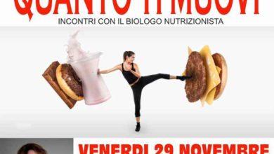"""Photo of Cassine – In biblioteca incontro """"Come mangi, quanto ti muovi"""""""