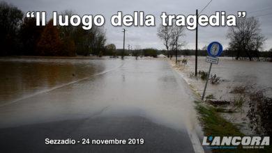 Photo of Sezzadio – Il luogo della tragedia dell'alluvione (video)