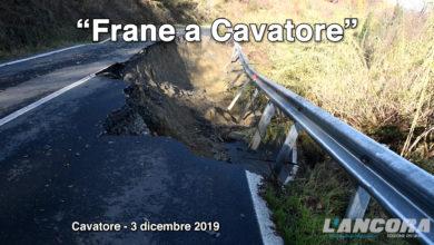 Photo of Cavatore, 3 dicembre 2019 – Situazione frane (VIDEO)