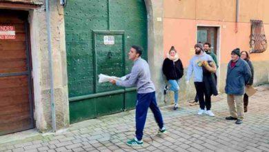 Photo of Lancio dello stoccafisso per le vie di Molare: sfide per adulti e bambini