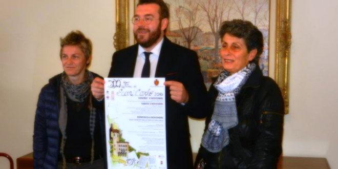 Presentazione Festa di San carlo a Nizza Monf.