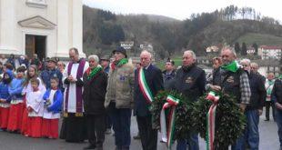Commemorati i caduti dai Combattenti e Reduci