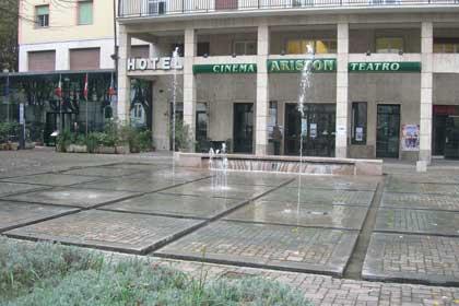 Acqui Terme - piazza Matteotti