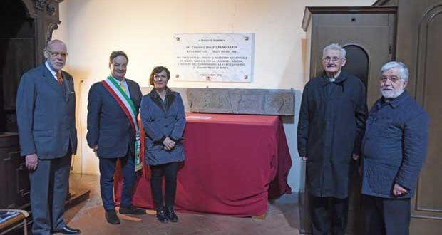 bassorilievo della basilica dell'Addolorata