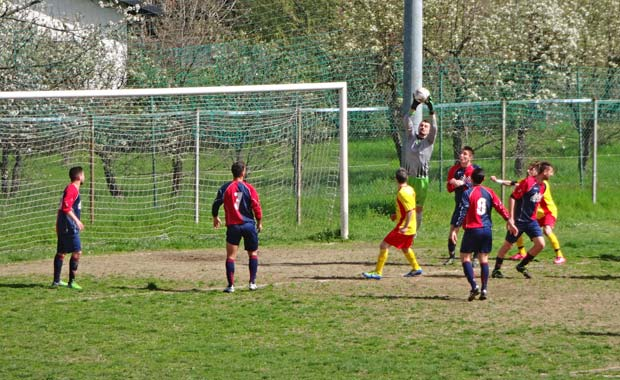 Calcio: Pro Molare - Libarna