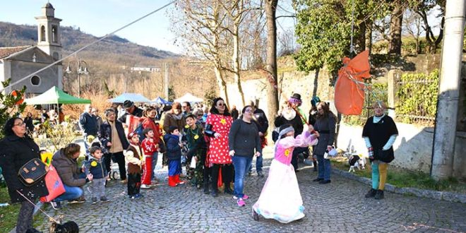 Carnevale a Grognardo