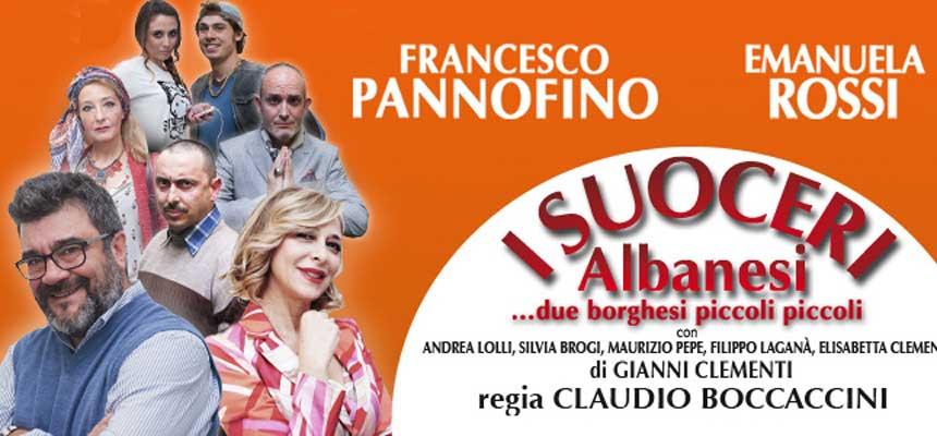 "Teatro - ""I suoceri albanesi"""