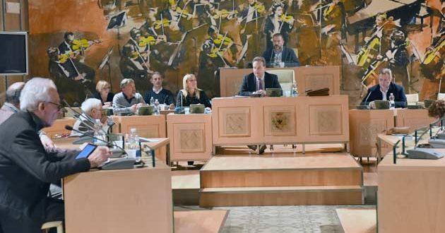 Acqui Terme - consiglio comunale