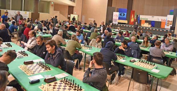 scacchi campionati italiani
