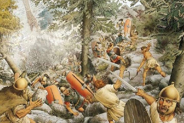 Photo of Morbello rievoca battaglia fra i Romani e gli Statielli
