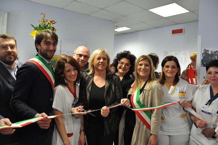 Photo of Inaugurato reparto Hospice al Presidio sanitario di Nizza
