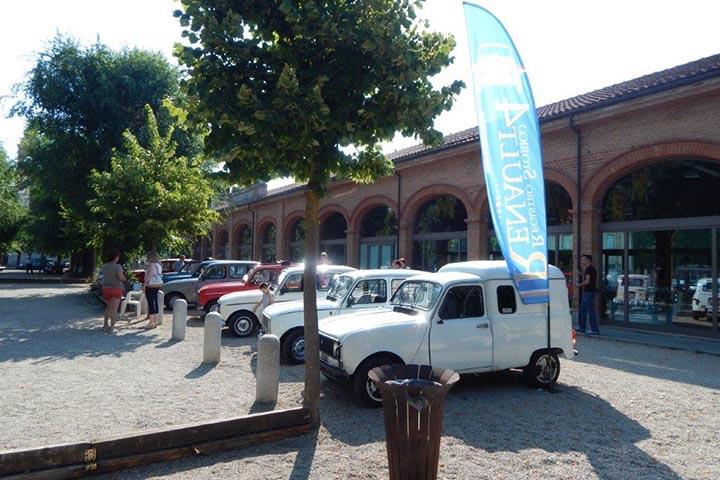Photo of Terzo raduno R4 e 2 CV con sosta ad Acqui  Terme