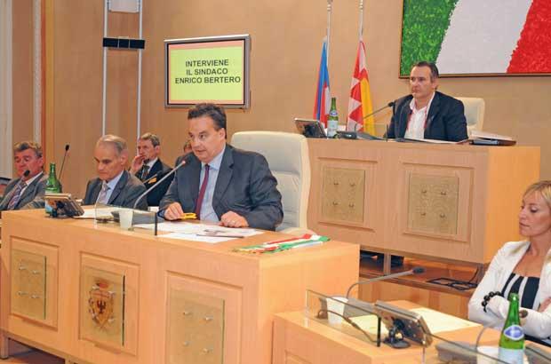 Acqui Terme consiglio comunale 2012
