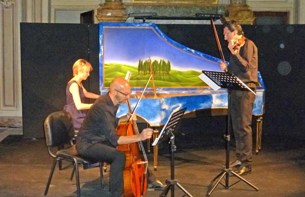 concerto barosso in Sala Santa Maria