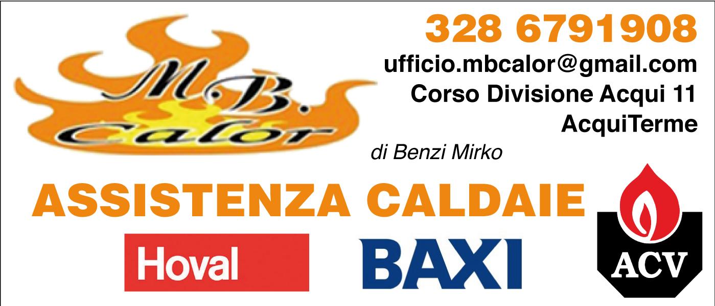 Logo Mb Calor