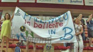 volley maschile la bollente Acqui in serie B