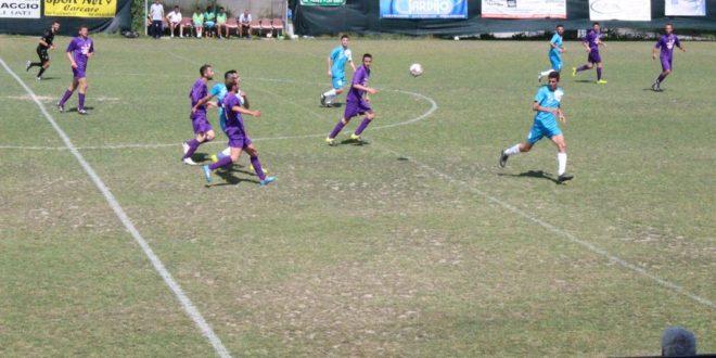 Calcio Mornese - Carrù
