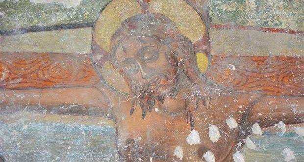 Denice, affreschi ritrovati