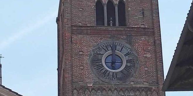 Campanile del Duomo di Acqui Terme