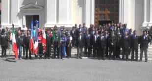 Masone festa dell'Arma dei Carabinieri