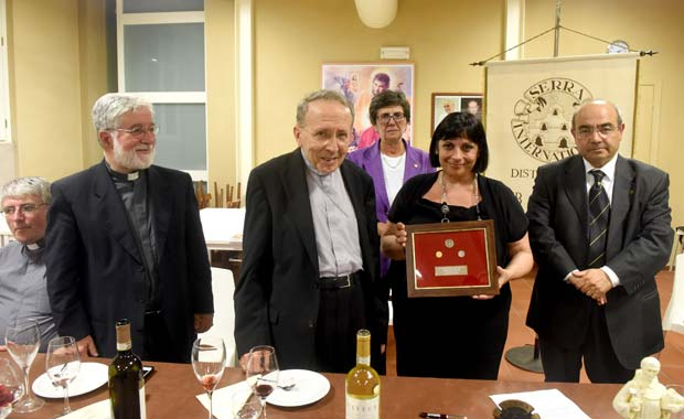 Serra Club premio