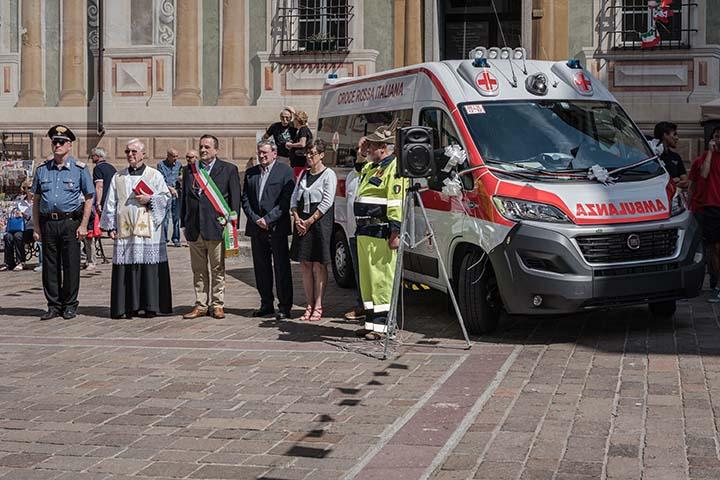 Photo of Festa della Repubblica e nuova ambulanza