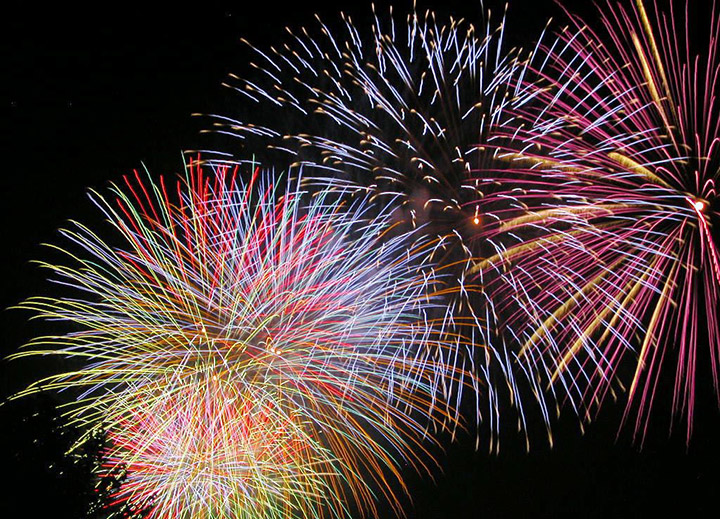 Photo of Visone: festa patronale eprocessione 'au flambeaux'