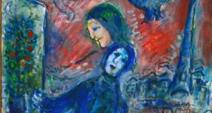 opera di Marc Chagall