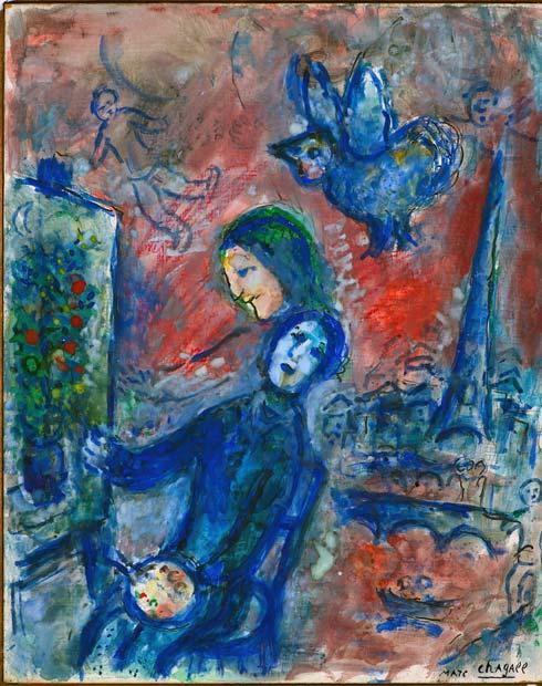 Si inaugura la mostra antologica di Marc Chagall - Settimanale LAncora