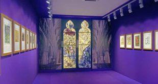 mostra antologica di Marc Chagall