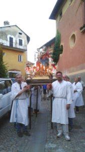 Cremolino, festa patronale Madonna del Carmine