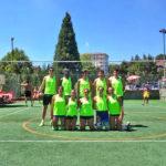 Lerma: volley torneo Marchelli, Dolcetteria Arquata-Novi Gomme