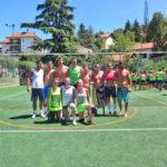 Lerma: volley torneo Marchelli, I bambini ciucchi della zia Flo