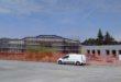 costruzione della nuova scuola media