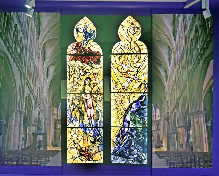 mostra antologica dedicata a Marc Chagall